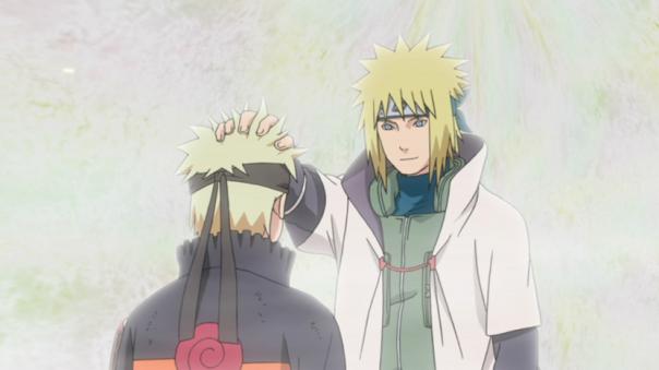 Minato_&_Naruto